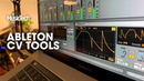 Superbooth 2019: Creative applications of Ableton CV Tools beta for Live with Jesse Abayomi