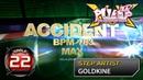 Accident S22 UCS by GOLDKINE PUMP IT UP XX UCS 2019 ✔