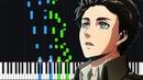 Shoukei to Shikabane no Michi Attack on Titan Season 3 Part 2 Opening Piano Tutorial