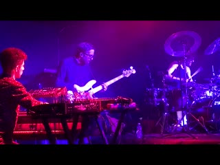 JoJo Mayer / NERVE - Live @ Aglomerat | Moscow | 12.04.2019