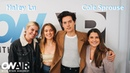 "Cole Sprouse and Haley Lu talk ""Five Feet Apart"" 