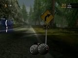 NFS Hot Pursuit 2 (2002) - Porsche 911 Turbo (Национальный лес, назад)