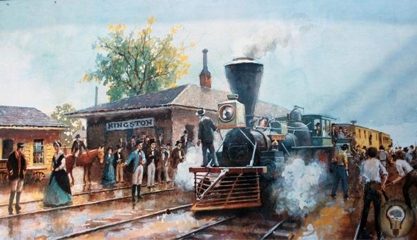 Великая паровозная гонка «Форсаж» XIX века Как показывает история, угнать поезд не так и сложно сложнее довести дело до конца. Вспоминаем один самых примечательных угонов в истории: великую
