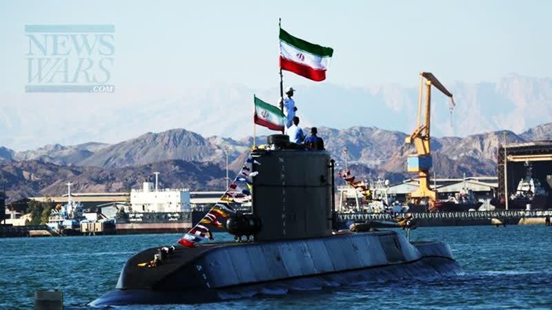 Navy Seal Analyzes Iran Mine Video