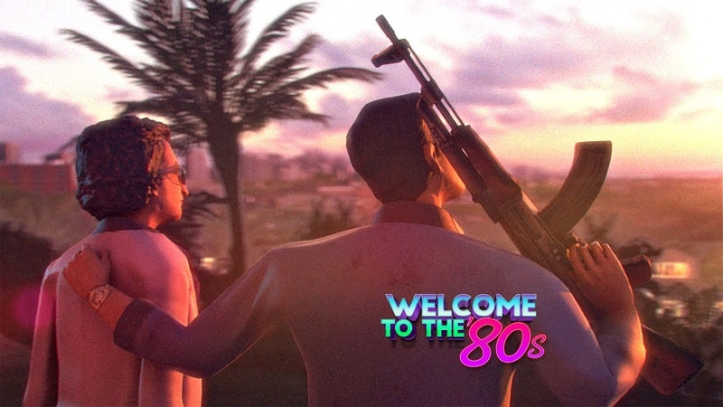 GTA Vice City Remastered Finale fan made Part 2