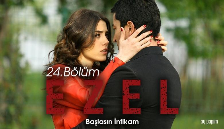 Ezel - Ezel 24.Bölüm | Başlasın İntikam - HD