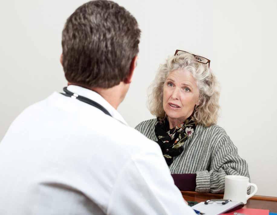 Заместительная гормональная терапия может быть рекомендована в случаях тяжелого менопаузального дискомфорта.