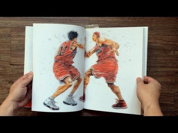 井上雄彥 Inoue Takehiko ——《Inoue Takehiko Illustrations》原畫集(集英社日本版)
