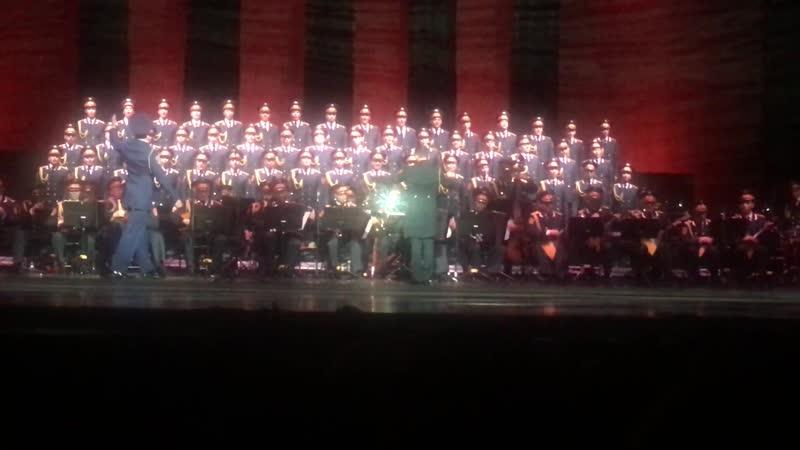 LES CHŒURS DE L'ARMEE ROUGE ALEXANDROV. Georges Bizet - Les Couplets du toréador (Carmen)