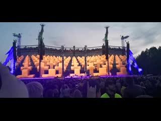 Metallica - master of puppets, finland, hameenlinna 16.07.2019