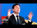 Кто против Такого еще не было подведены итоги 100 дней президентства Зеленского. От 20.08.19