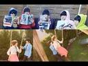 Jyushimatsu's date with Homura -【Osomatsu-san Cosplay】 Esp sub