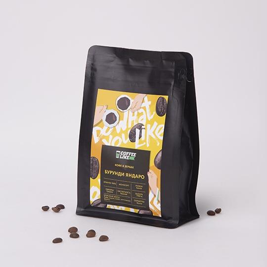 Кофе в зернах: Бурунди Яндаро