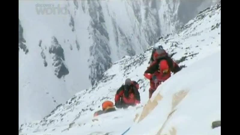 Бунт на горе. Эверест - За гранью возможного. Эпизод 1. 05 серия. (2006г.).