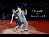 Nils Andren &amp Bianca Locatelli ... Эти ребята заставят вас улыбаться и танцевать !