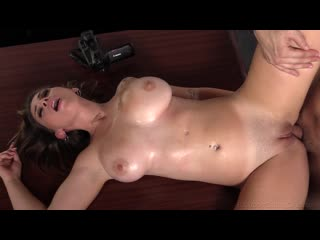 Aubree (20 year old with 34dds) [2019, anal, big boobs, brunette, creampie, rimjob, squirting, hd 1080p]