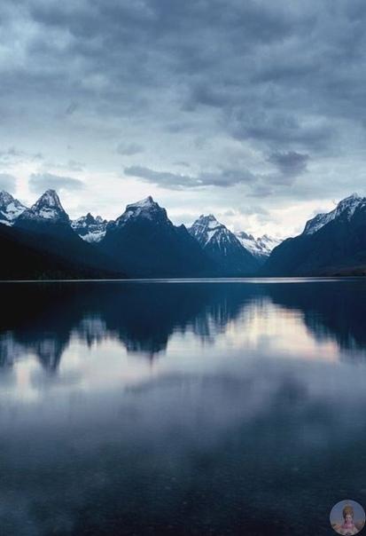 Невероятный пейзаж