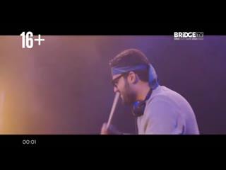 Конец Траура , фрагмент эфира Retro Dance + Появилось Реклама на Bridge TV.