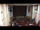 Отчетный концерт коллективов ЦК Сибирь