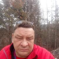 Анкета Сергей Волгин