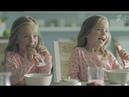 Реклама Киндер Молочный Ломтик (2018) (Ёжики и котята)
