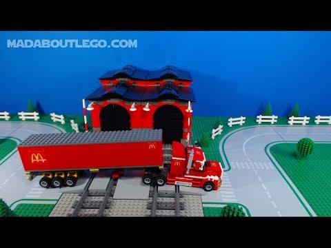 LEGO Trains Refrigerated Wagon 147.