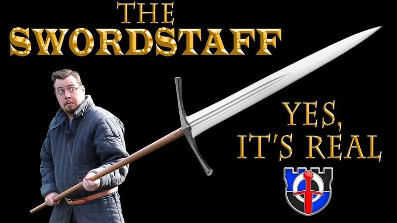 Underappreciated Historical Weapons: the SWORDSTAFF