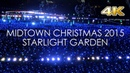 [4K]Christmas Light Show of Roppongi,Tokyo,Japan / 六本木・東京ミッドタウンクリスマスイルミネーション2015