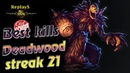 HoN replays - Deadwood - Immortal - 🇲🇾 `A`FiQ Diamond III