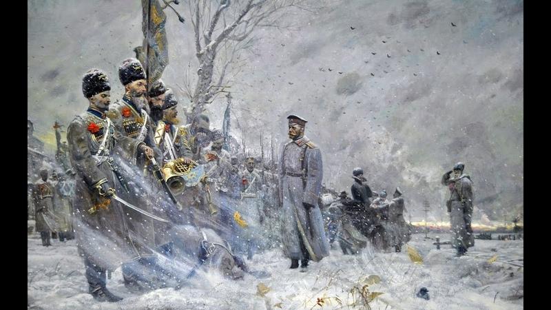Прощание с конвоем. Павел Рыженко.