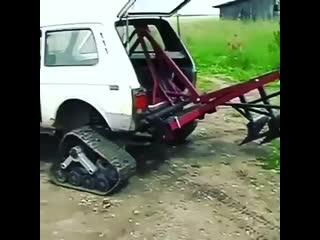 Нива трактор