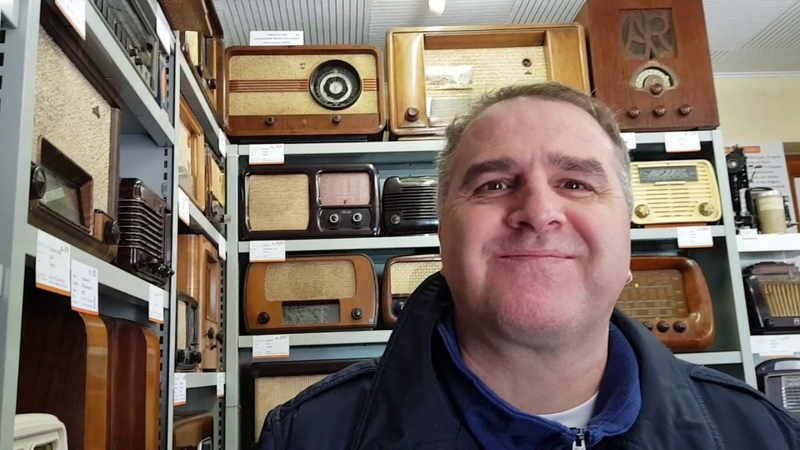 1 Интернациональный день Музея Радио и Фотоаппарата Кампо Бленьо Швейцария