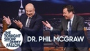 Dr Phil McGraw Showcases His Flexible Dance Moves to Son Jordan s Song