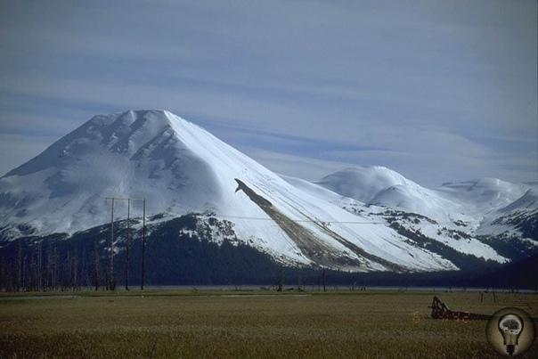 Пирамиды Аляски. Оттаявшие загадки.