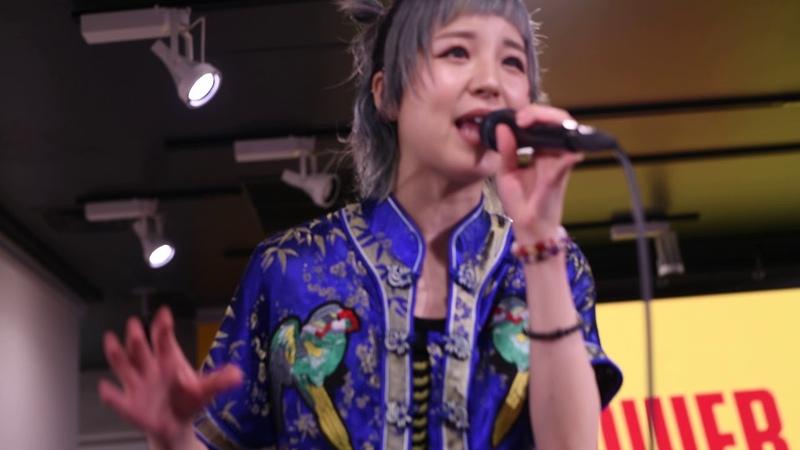 2019 07 11 「ワンダーランド」 おやすみホログラム 渋谷タワレコ5F