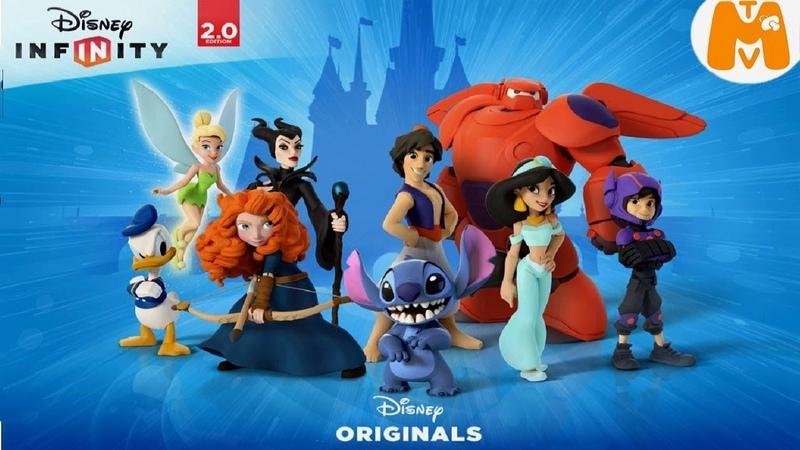 Дисней МУЛЬТФИЛЬМЫ Для ДЕТЕЙ на Русском языке Disney Infinity 2 0 Молокосики TV