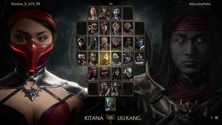 MK11 - Kitana Ranked Matches (Kombat League - Season of Blood) {Part 1}
