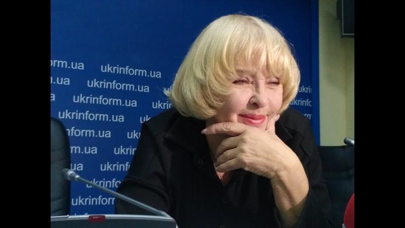 Ада Роговцева: из радянської акторки – в национал-бандеровки