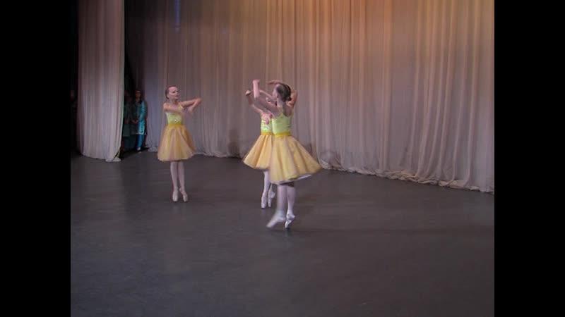 Лучших юных танцоров республики выявляли в минувшие выходные в Йошкар-Оле
