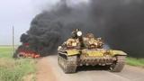 Бойня в Сирии орды боевики, танки, БМП и смертники атакуют города