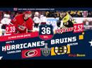 НХЛ НА РУССКОМ. КС-18/19. Р3. Каролина - Бостон (матч 3)