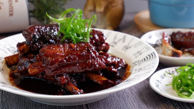 Super Easy Pressure Cooker Ribs in Chinese Style 中式压气锅排骨 One Pot Recipe | Chinese Pork Recipe