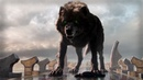 Халк против гигантского волка Тор Рагнарёк 2017
