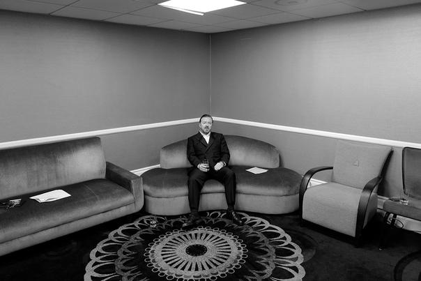 Грег Уильямс не упустил возможности сделать потрясные снимки на прошедшем «Золотом глобусе»