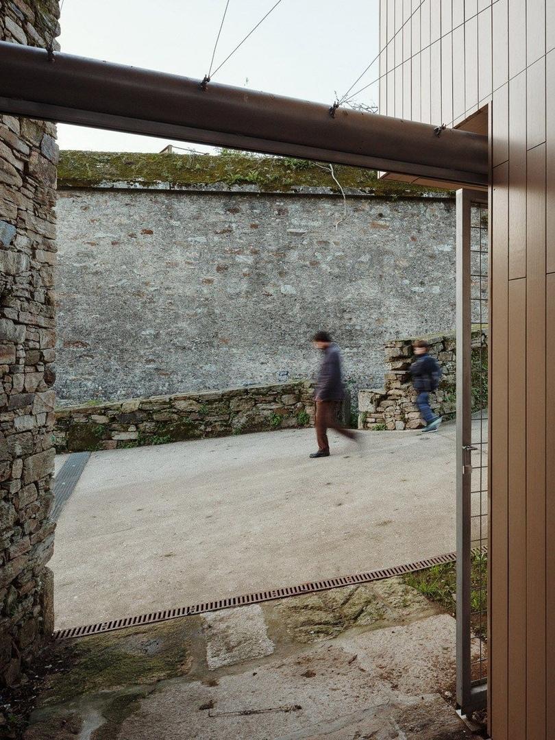 Small Events Venue by Arrokabe Arquitectos,
