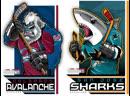 Colorado Avalanche 🆚 San Jose Sharks