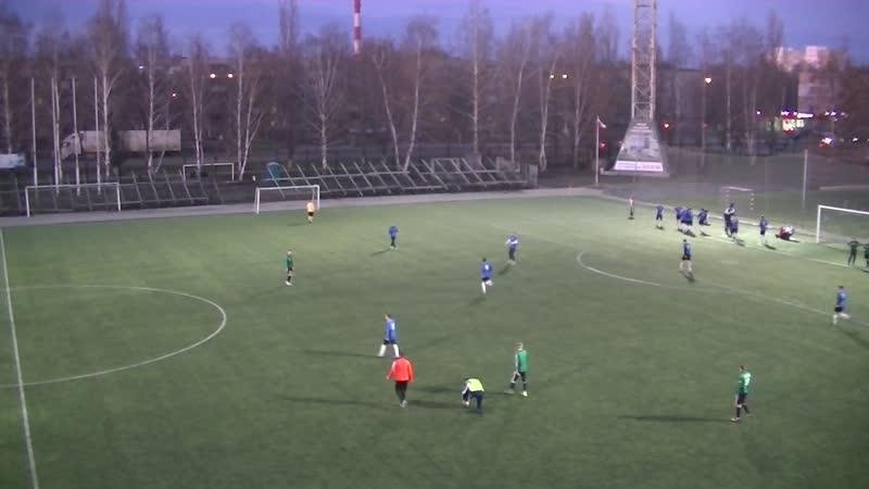 Локомотив-РПМ 4-2 Лебеди (2 тайм)
