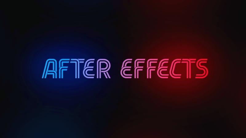 КАК СДЕЛАТЬ ГРАДИЕНТНУЮ АНИМАЦИЮ ТЕКСТА | AFTER EFFECTS