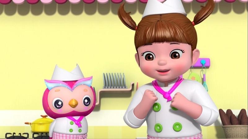Особый рецепт - Консуни мультик (серия 51) - Мультфильмы для девочек - Kids Videos