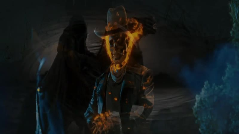 Brocas Helm - The Dark Rider